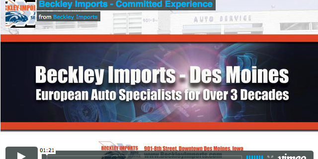 BMW repair in des moines iowa