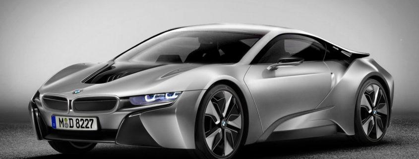 Des moines BMW i8 Coupe