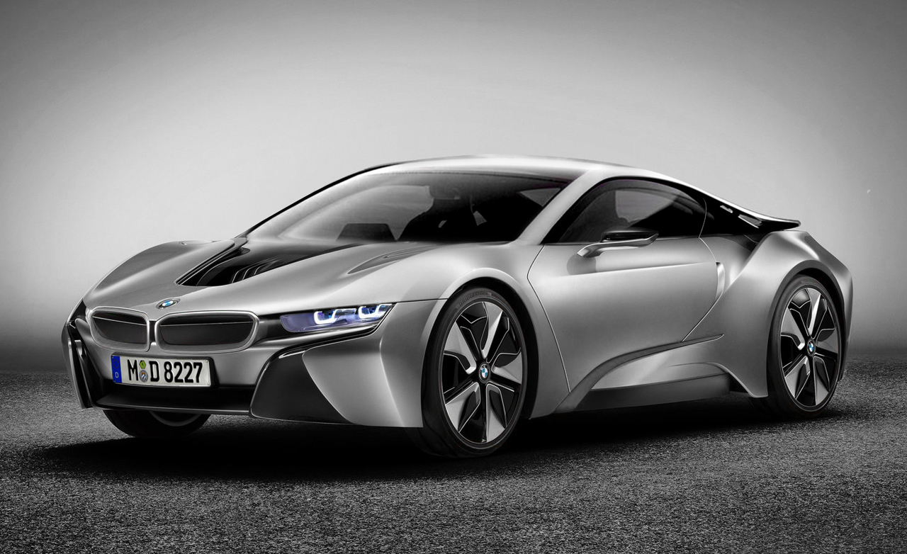 Who Will Be The First To Own The 2014 Bmw I8 Coupe In Des
