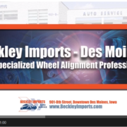 wheel alignment des moines iowa