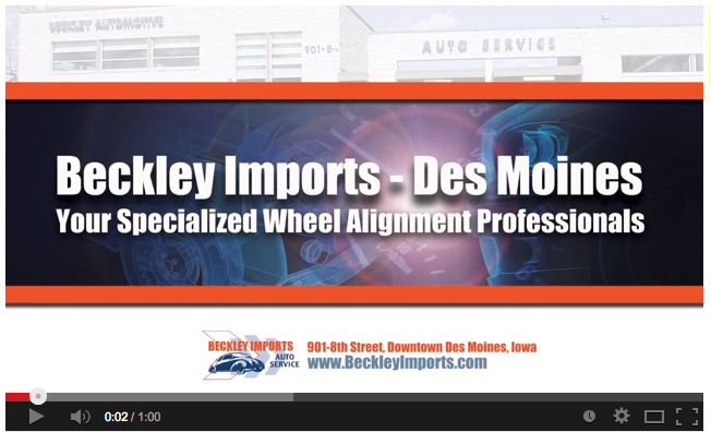 The Proper Wheel Alignment For Your European Car A